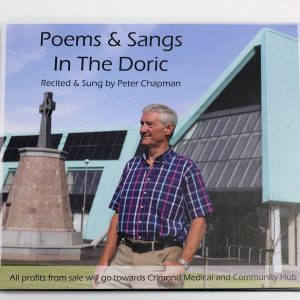 Poems & Sangs In The Doric case front