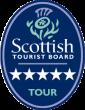 Scottish Tourism Board 5 star tour